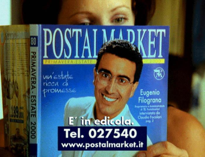 Admix e Central Milano…usano la testa per Postalmarket