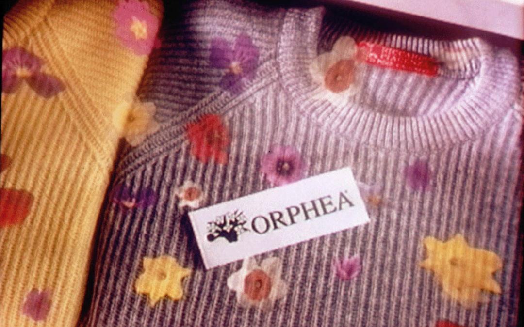 Orphea Salvalana protegge le cose che ami con Movie Magic