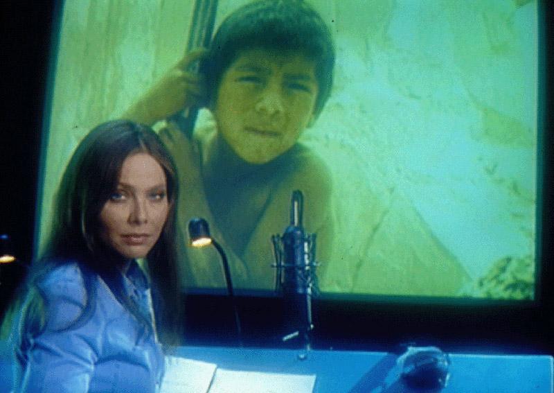 Ornella Muti per l'adozione a distanza nuova campagna televisiva e radiofonica di Intervita