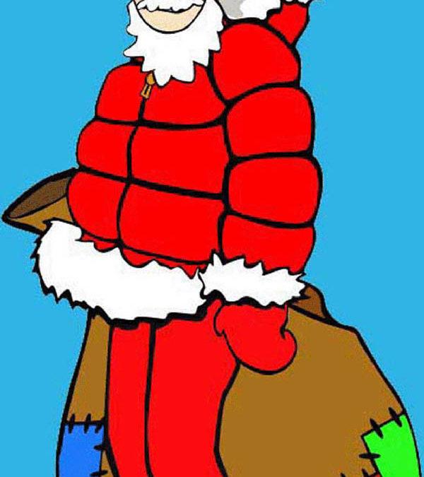 Babbo Natale arriva su internet con www.superfighetto.it