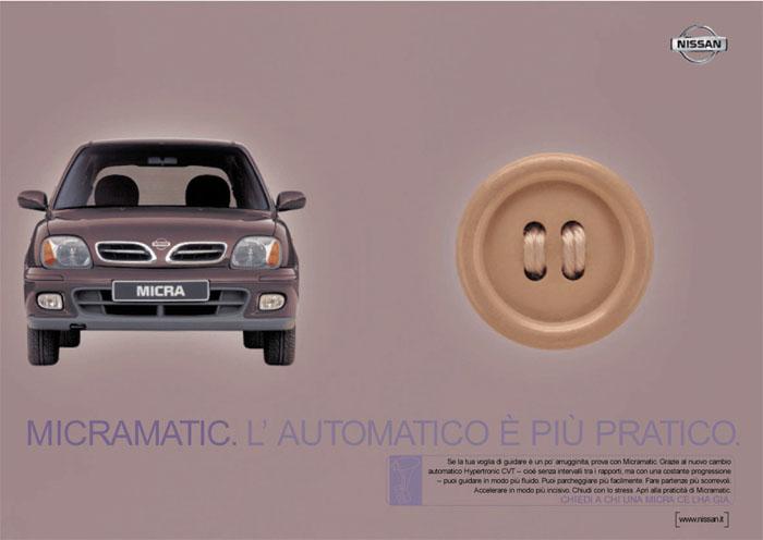 Nissan Almera e Micra sulla stampa con TBWAITALIA