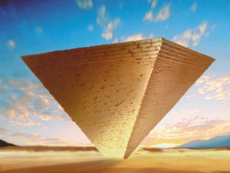 Motion Picture House capovolge le piramidi per Wind