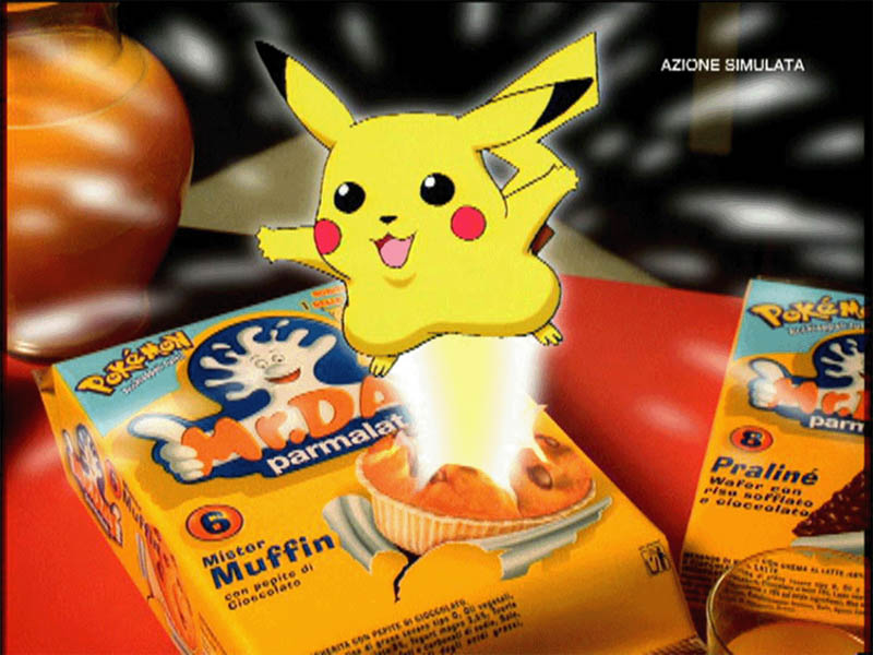 Blue Gold elettrizza i Pokemon per Mr.Day