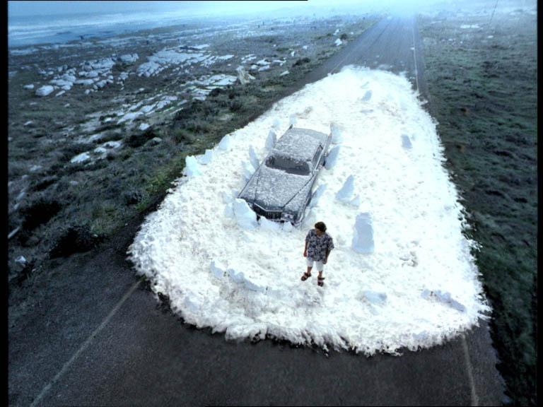 Motion Picture House porta la neve in Sudafrica per lo spot del nuovo Gatorade Frost