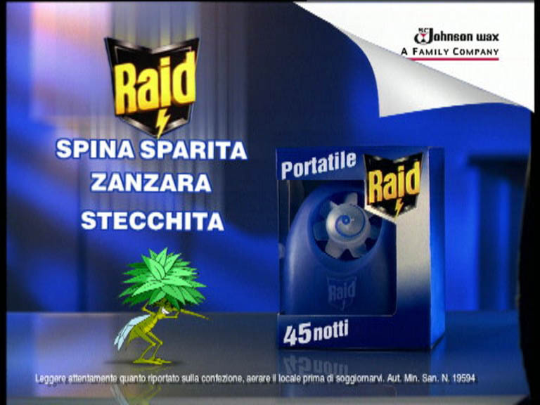 Motion Picture House produce la nuova campagna Raid