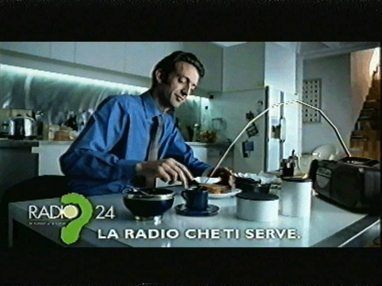 Filmmaster presenta Radio24 la radio che ti serve