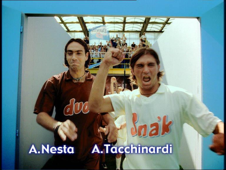 Motion Picture House manda in goal Nesta e Tacchinardi per Danone