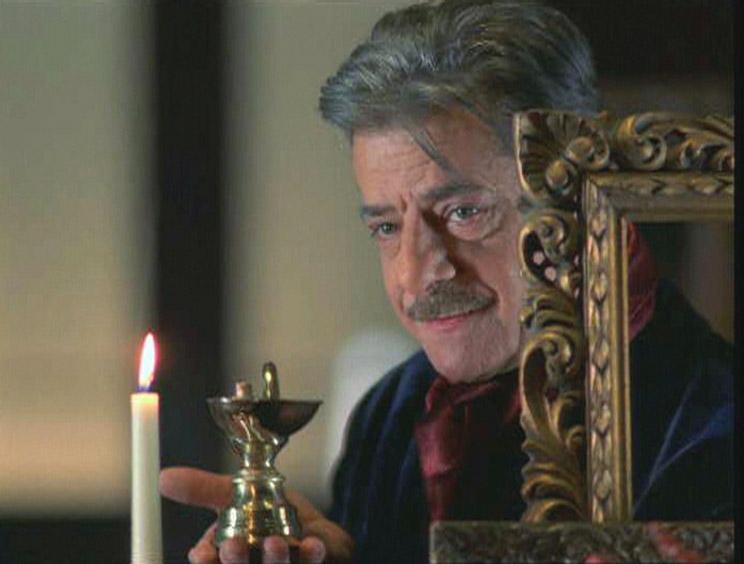 Il carisma di Giancarlo Nannini per la campagna  'I Grandi Classici della Fiaba' prodotta da Motion Picture House