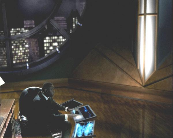 """Parte """"Automa"""" e lo fa con un lavoro spettacolare, il pre-show per la giostra di Batman nel Warner Village di Madrid"""