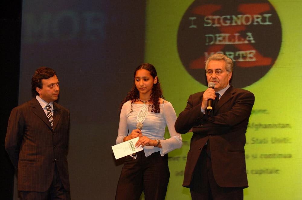 Banca San Paolo vince il Gran Prix per le migliori strategie di marca una serata intensa con i protagonisti del mondo della   comunicazione