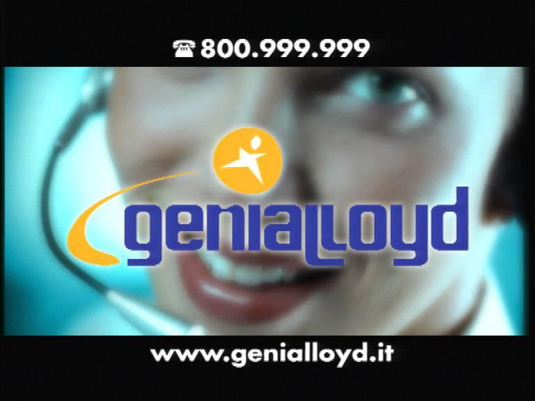 """On air il nuovo spot per Genialloyd per il Gruppo Ras: """"l'evoluzione dell'assicurazione"""""""
