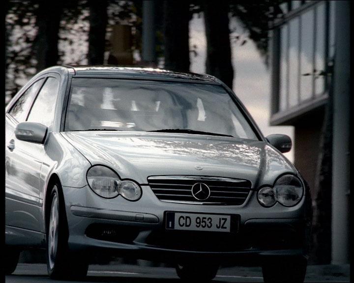 FilmMaster gira la nuova campagna Mercedes Sport Coupe'