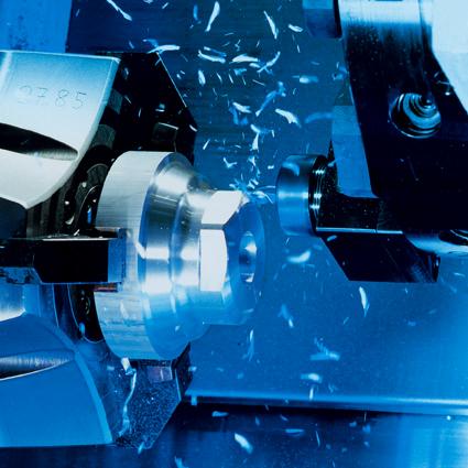 EMO 2003: Know-how di automazione per macchine utensili di formatura e ad asportazione di truciolo