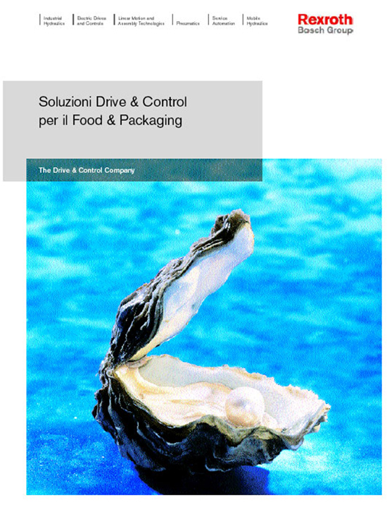 Bosch Rexroth a Cibus Tec al servizio del Food & Packaging