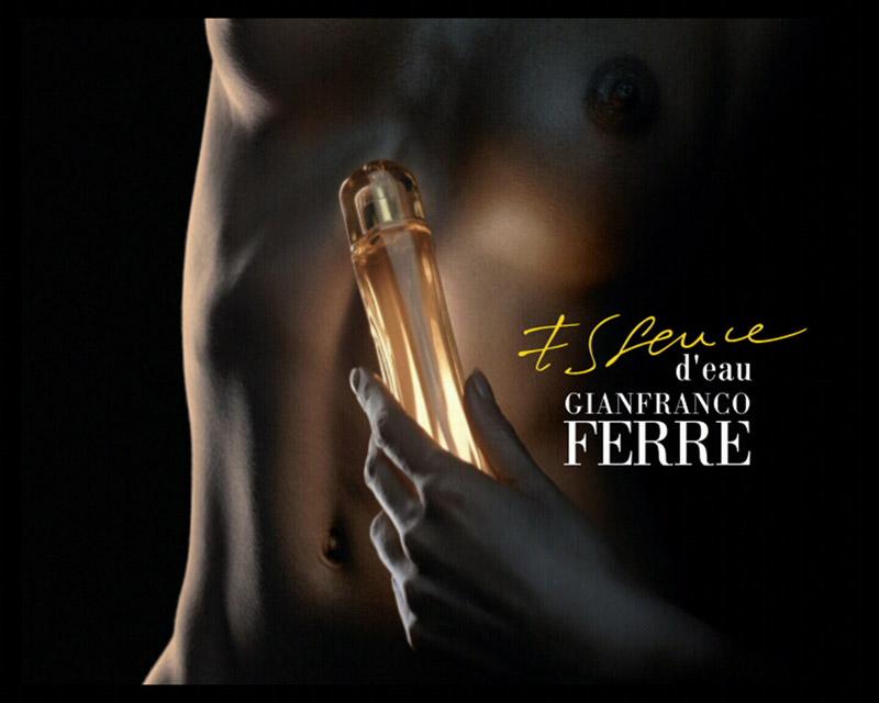 Il nuovo profumo di Ferré in onda con la creatività di Les Gitanes e la produzione di FilmMaster