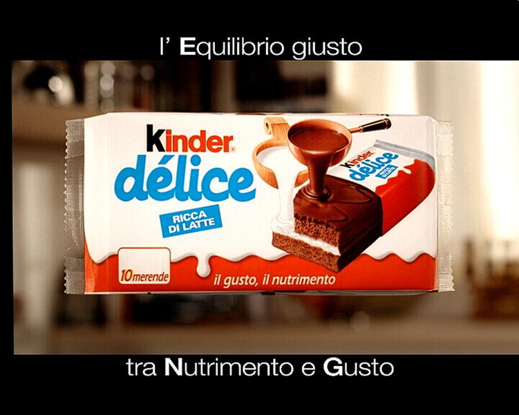 FilmMaster e Ferrero Pubbliregia ancora insieme  per Kinder Delice. La regia dello spot é di Luca Lucini