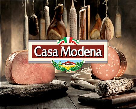 La bontà dei prodotti Casa Modena in onda con Haibun