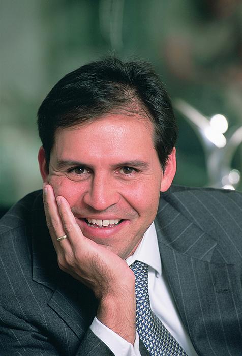 Rafael Febres-Cordero nuovo direttore generale Fidelity per l'area Italia, Spagna e Portogallo