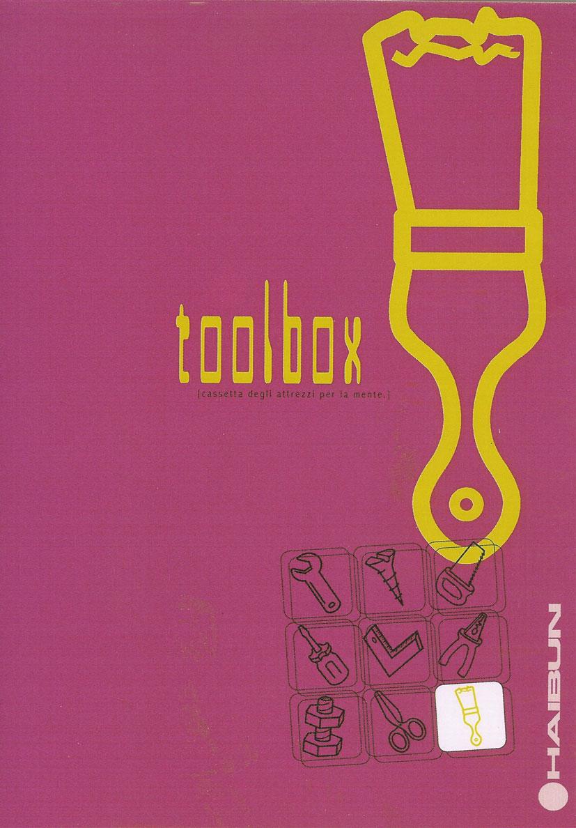Haibun distribuisce in questi giorni il nuovo Toolbox
