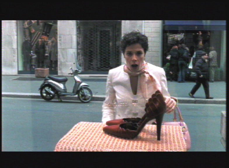 """Celia Dazzi riceve una menzione speciale alla prestigiosa manifestazione   dedicata all'audiovisivo per la sua interpretazione nel corto """"La Scarpa"""" prodotto da Haibun."""