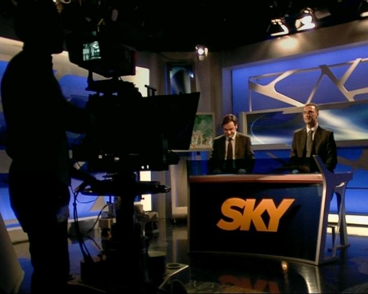 Fabio Caressa presenta il mitico Beppe Bergomi nella nuova promozione di SKY con Forchets e Casta Diva Pictures