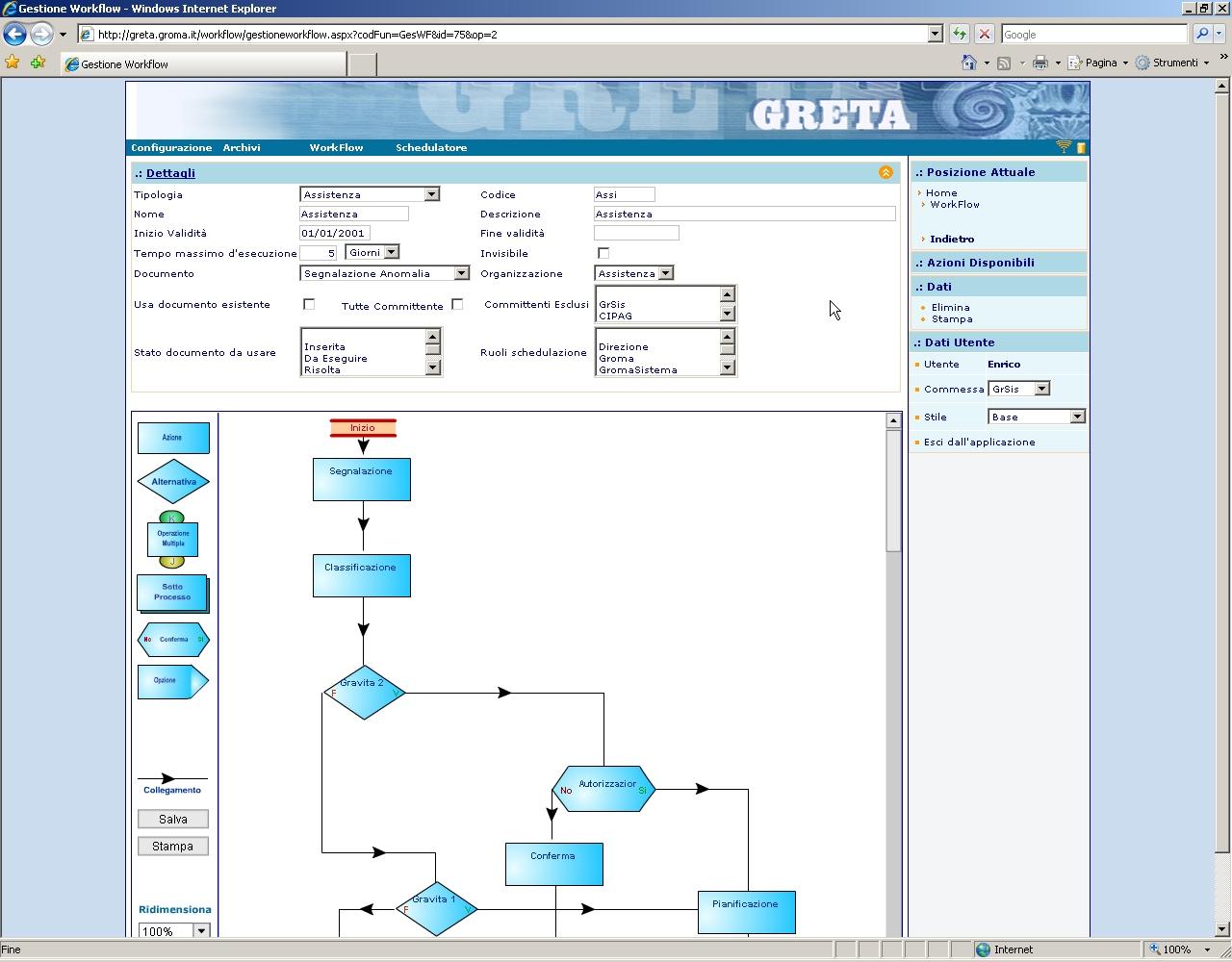 Gestione manutentiva semplificata con il modulo facility di Groma