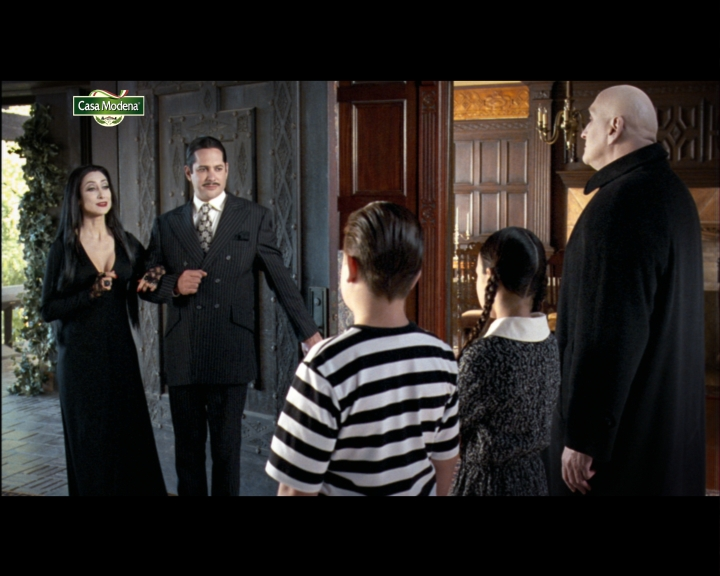 Casa Modena e la Famiglia Addams con una campagna di TBWA/Italia prodotta da Haibun
