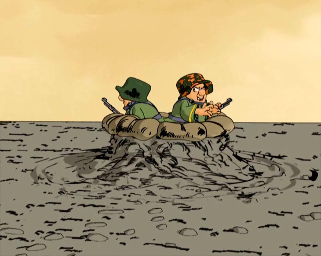 Tornano le Sturmtruppen animate con Casta Diva Pictures