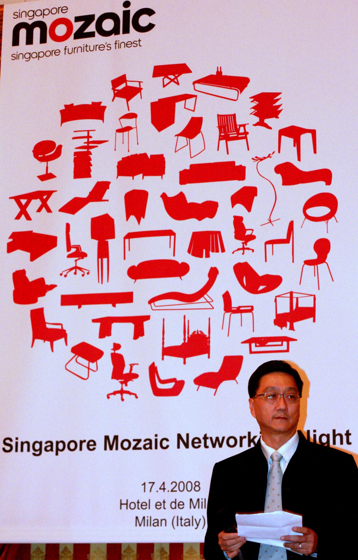 Parte da Milano il progetto internazionale Singapore Mozaic