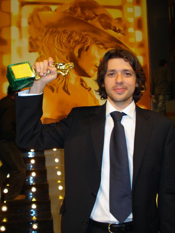 Il regista di Casta Diva Pictures Alessandro Celli vince il David di Donatello con il cortometraggio Uova.