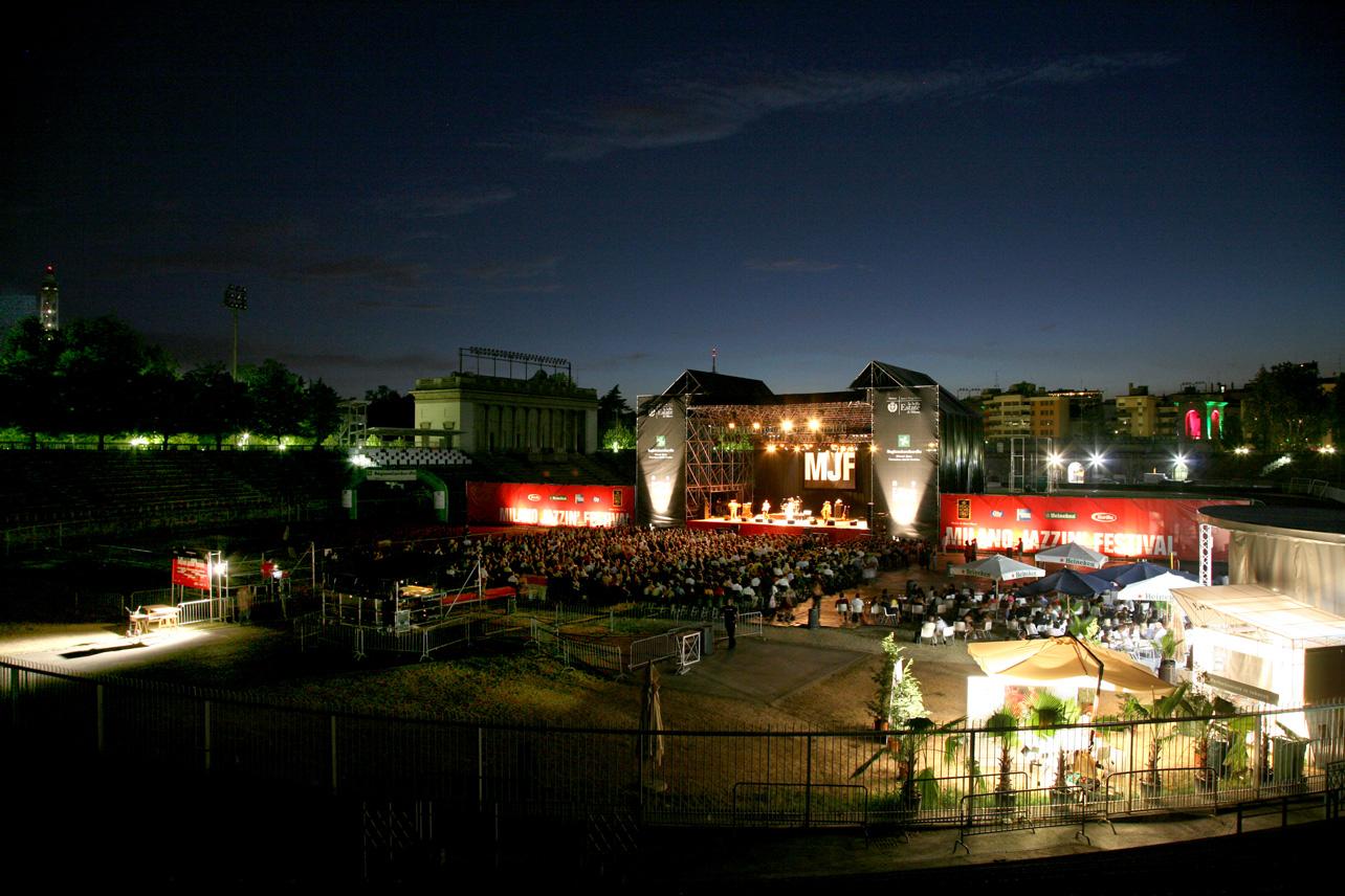 Un Village al Milano Jazzin' Festival