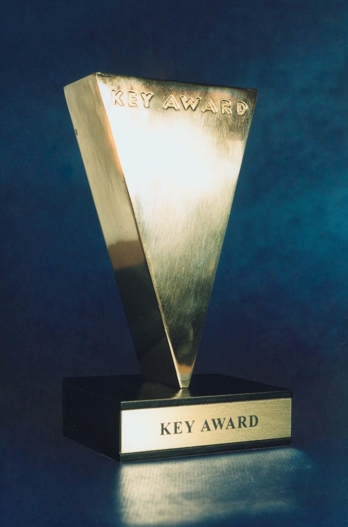 Massimo Lopez per la 40esima edizione del Key Award