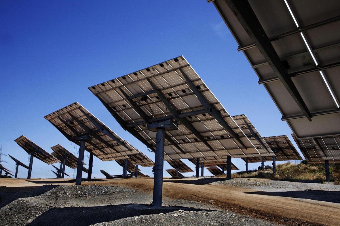 Nell'area di una discarica controllata in Sardegna si produce energia verde