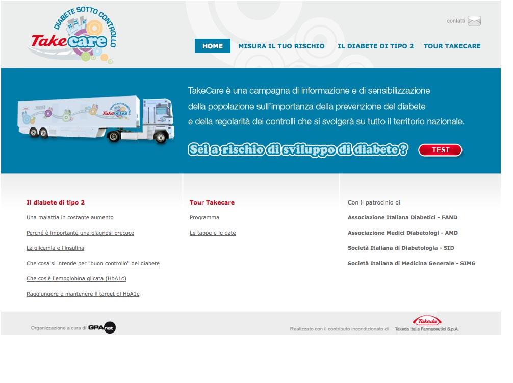 Un sito e un test online per calcolare il rischio di sviluppare il diabete di tipo 2