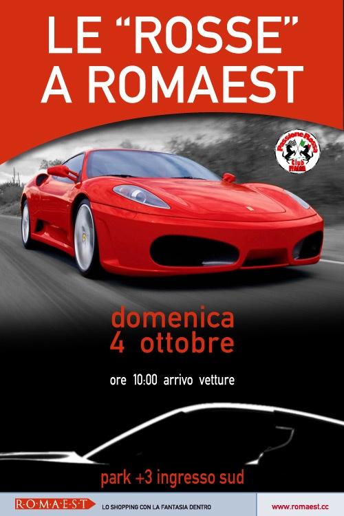 "A Romaest arrivano le ""Rosse"" più famose d'Italia"