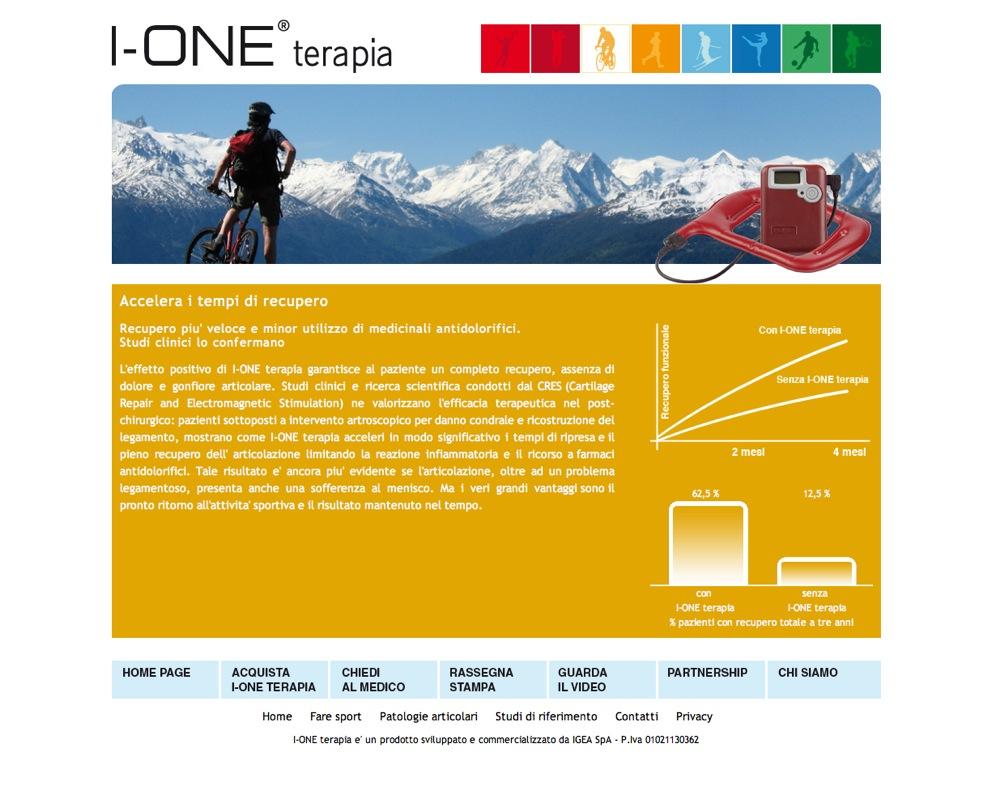 Sport e salute: continua a fare ciò che ti piace su www.i-oneterapia.it