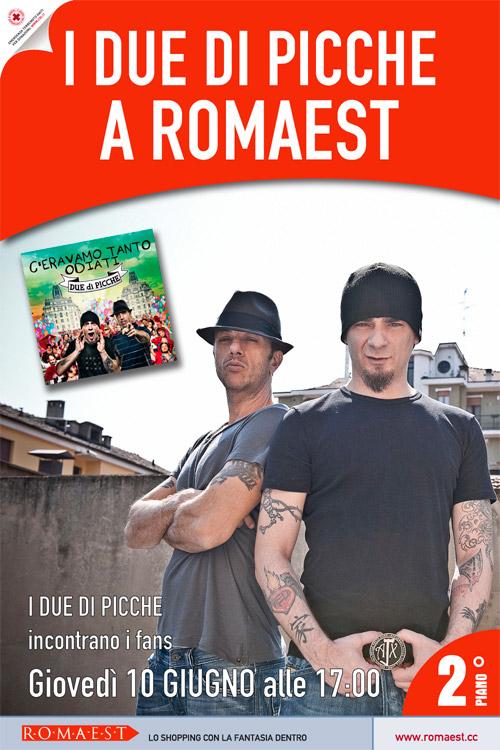 I Due di Picche a Romaest