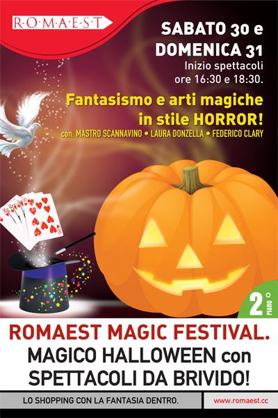 Magico Halloween a Romaest