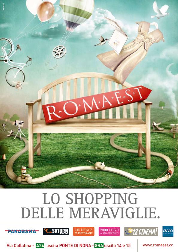 Romaest: lo shopping delle meraviglie