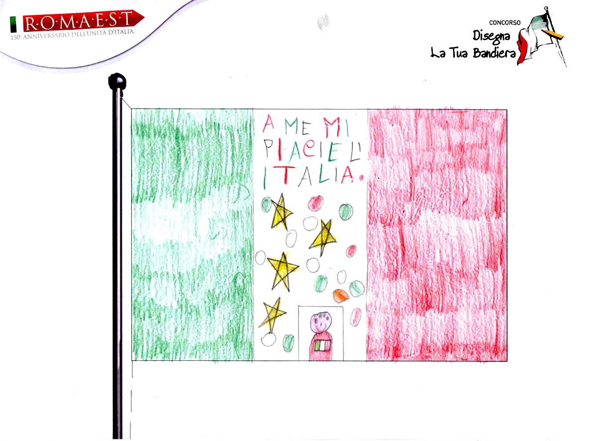 Romaest: vincono le bandiere dei bambini
