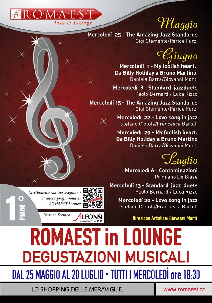 Il jazz protagonista a Romaest