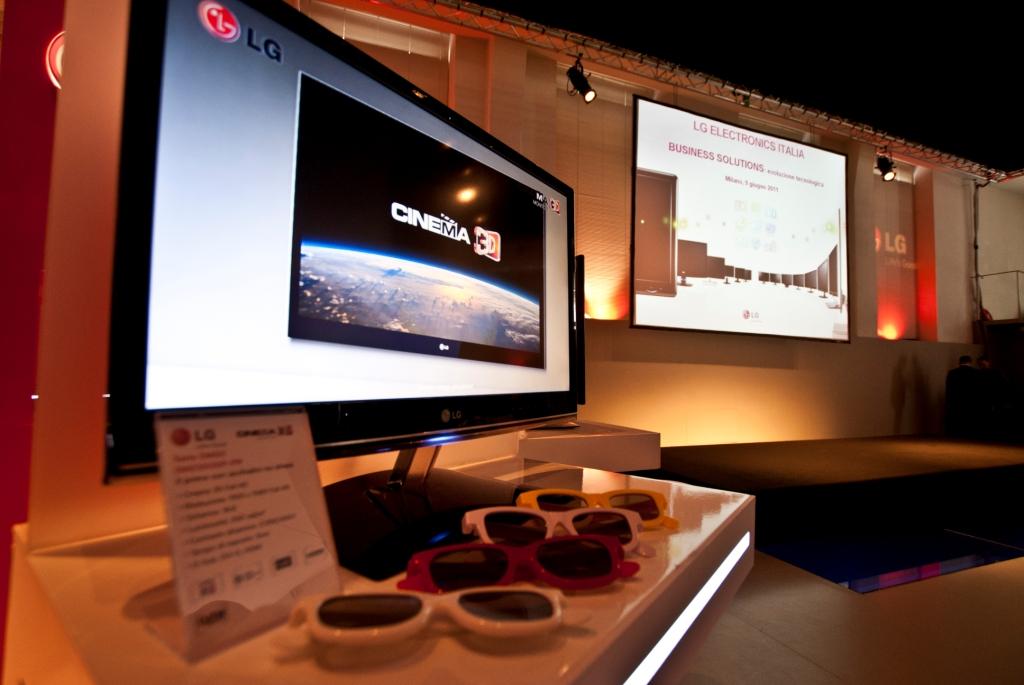 Pro&Go presenta i nuovi prodotti Business Solutions di LG Electronics.