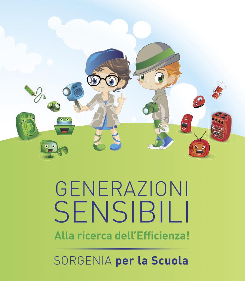 Sorgenia porta l'efficienza energetica nelle scuole italiane