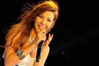 Nancy Ajram protagonista della prima edizione del festival della musica araba