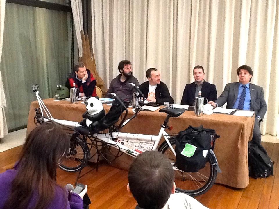 Sorgenia sostiene la prima bicinchiesta radiofonica italiana