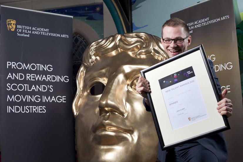 Primo premio BAFTA a Ainslie Henderson, regista in esclusiva con Casta Diva Pictures