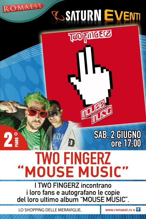 I Two Fingerz a Romaest
