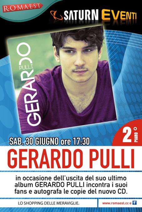 A Romaest sempre più musica: in arrivo Gerardo Pulli