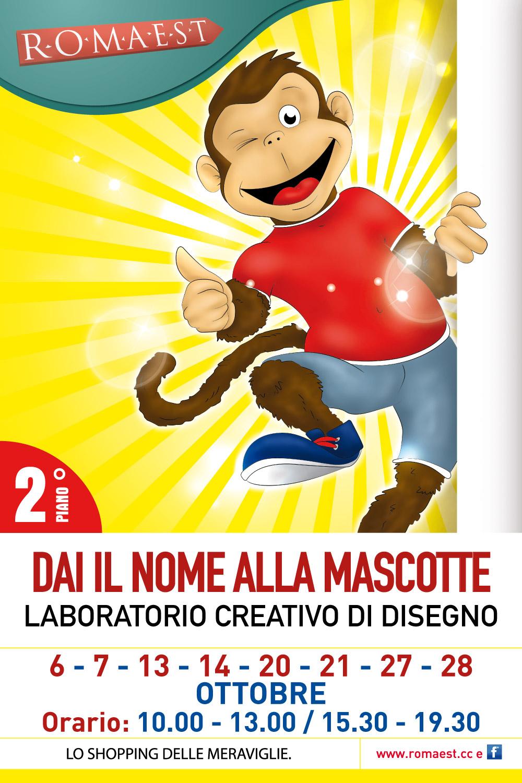 Una mascotte in arrivo per Romaest