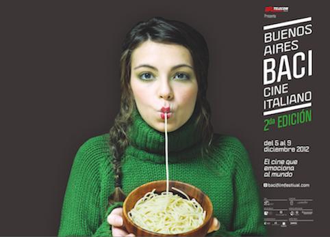 """S'è concluso """"Baci – Buenos Aires Cine Italiano – 2a edizione"""", copromosso da Telecom Italia, Egg Events e Casta Diva"""